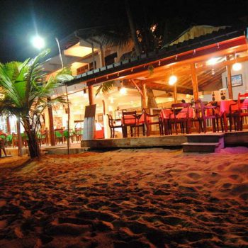Hikkaduwa Restaurants Narigama Beach
