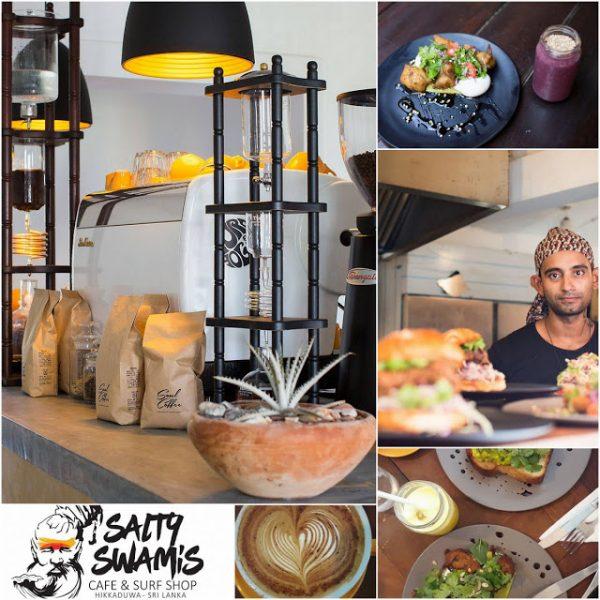 Salty Swamis Restaurant Hikkaduwa