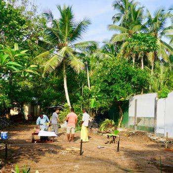 Bygge hus Oppussing Tropisk interiør