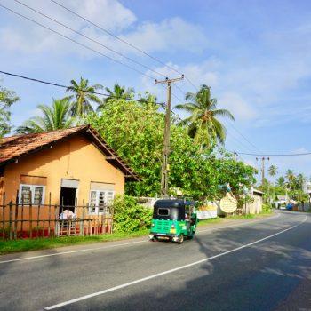 hverdagsbilder fra nabolaget vårt i Hikkaduwa