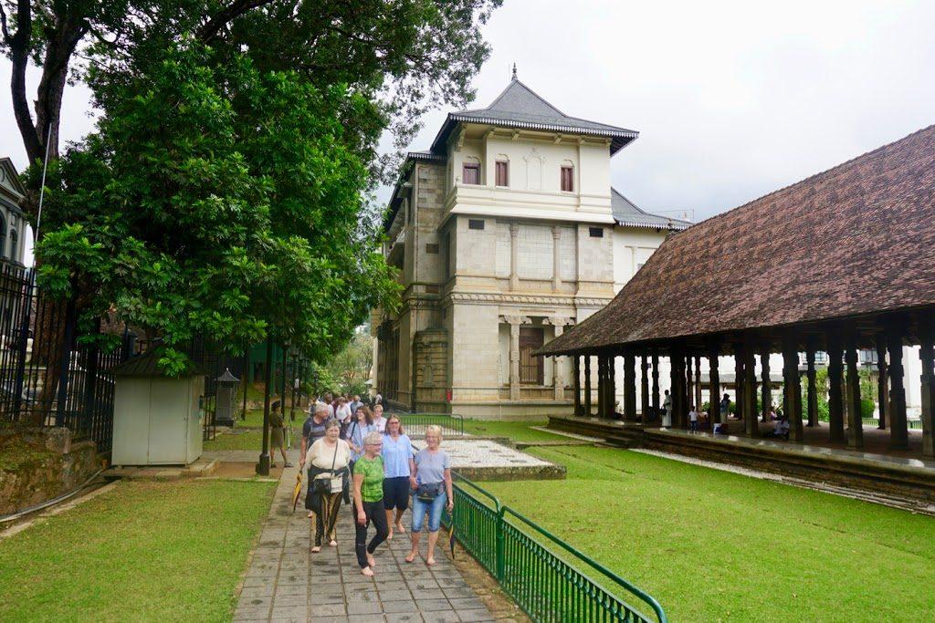 Kandy tempel tanntempel