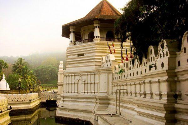 Tanntempelet i Kandy