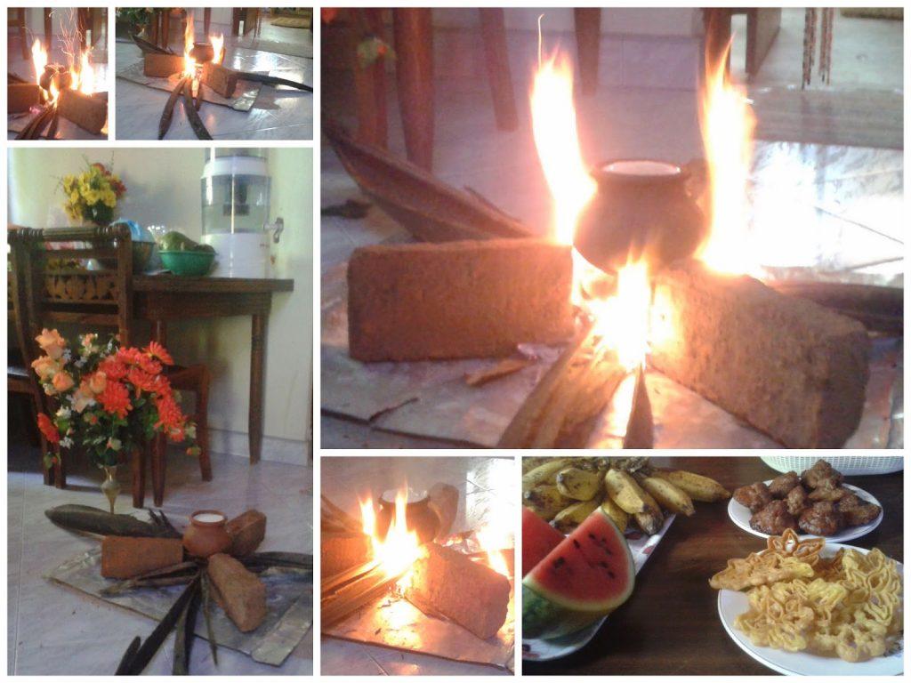 Sri Lanka feirer nyttår i april