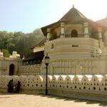 Tanntempelet Kandy Sri Lanka