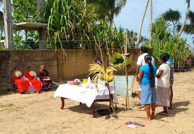 Bygge hotell Sri Lanka velsigne