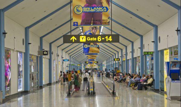 Transport til flyplassen Bandaranaike International Airport