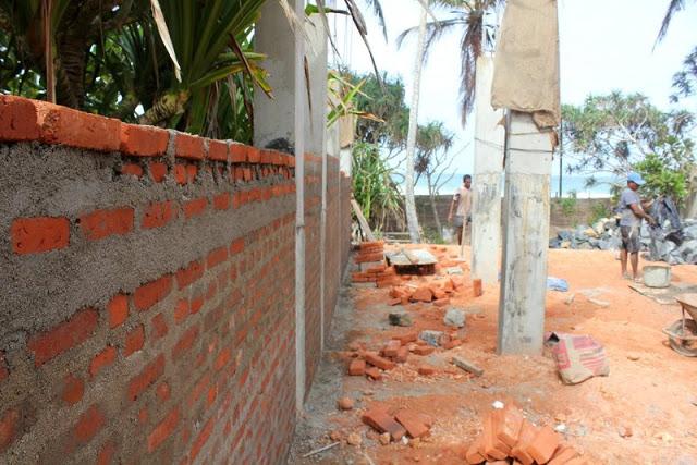Bygge Hotell på Sri Lanka