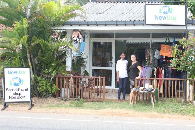 NewUse frivillig arbeid på Sri Lanka