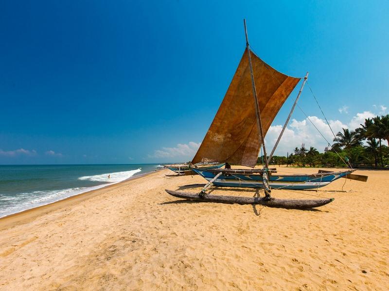 Negombo verdt et besøk Sri Lanka