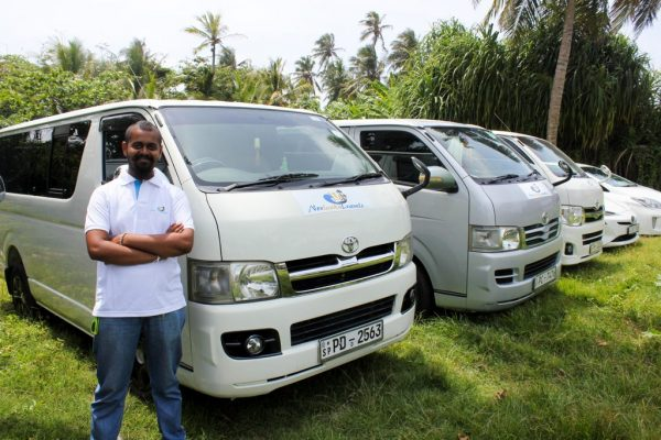 Sri Lanka severdigheter Norlanka