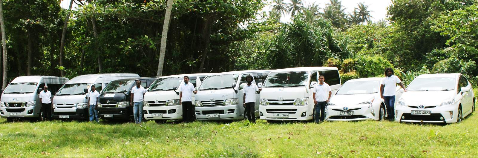 norlanka our fleet