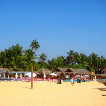 Hikkaduwa strand
