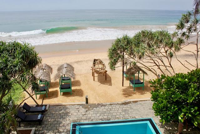At Ease Beach Hotel er et sjarmerende familierdrevet hotell med svømmebasseng. Rett på den nydelige stranda i Hikkaduwa