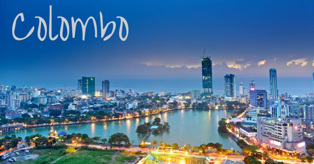 Colombo Hovedstaden Sri Lanka