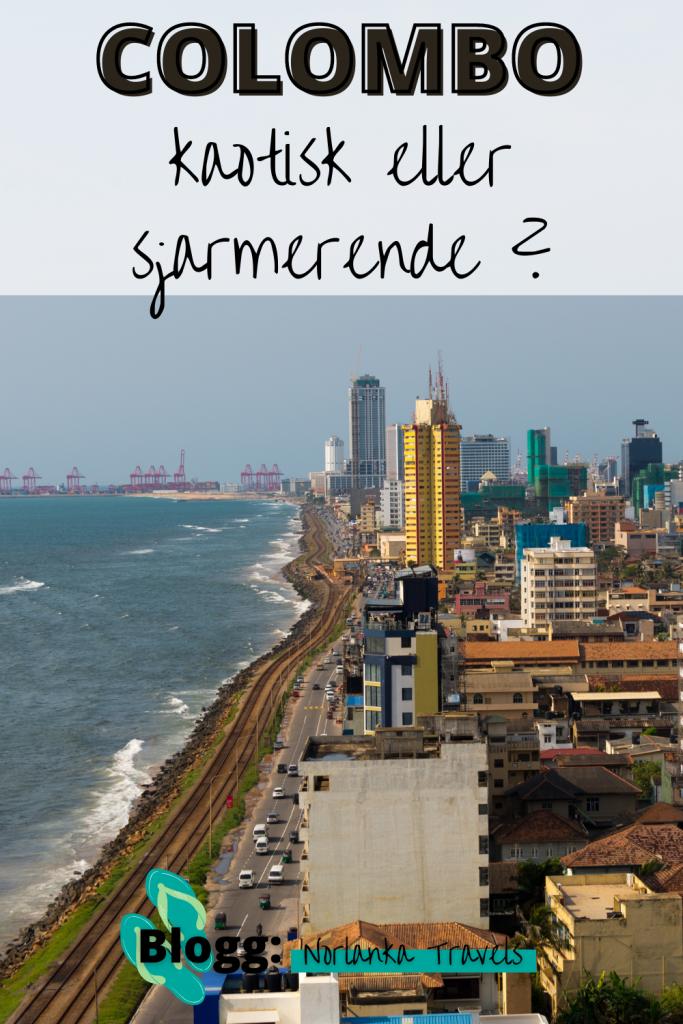Colombo Shopping og hotell