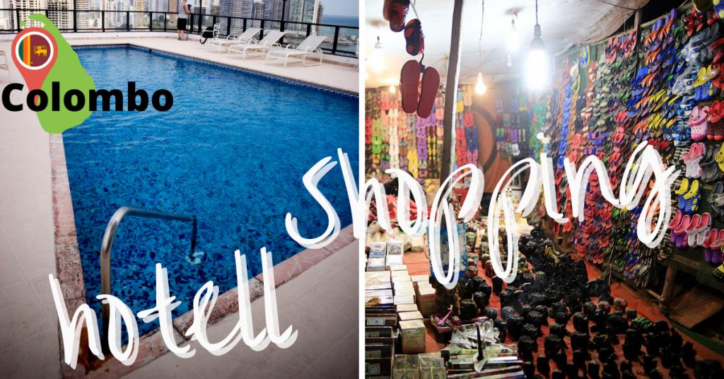 Colombo: shopping og fine hotell