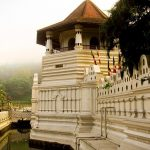 Kandy temple tanntempelet