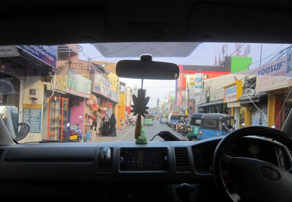 Trincomalee sentrum Sri LAnka