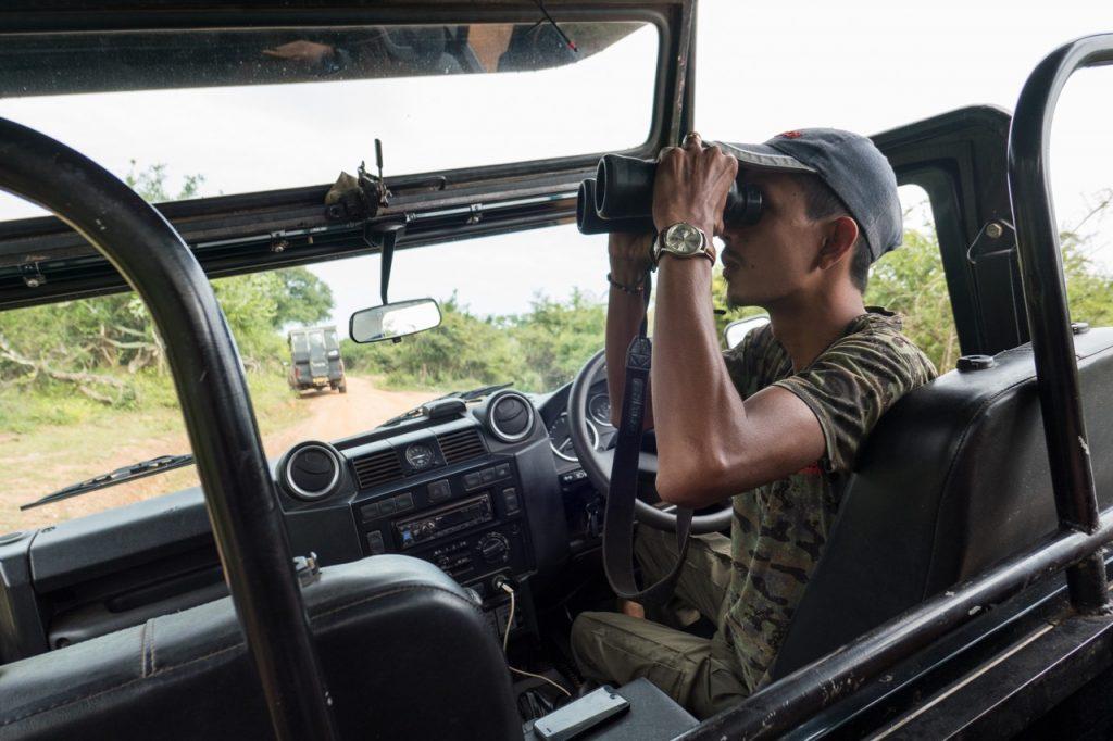 Yala safari nasjonalpark sri lanka