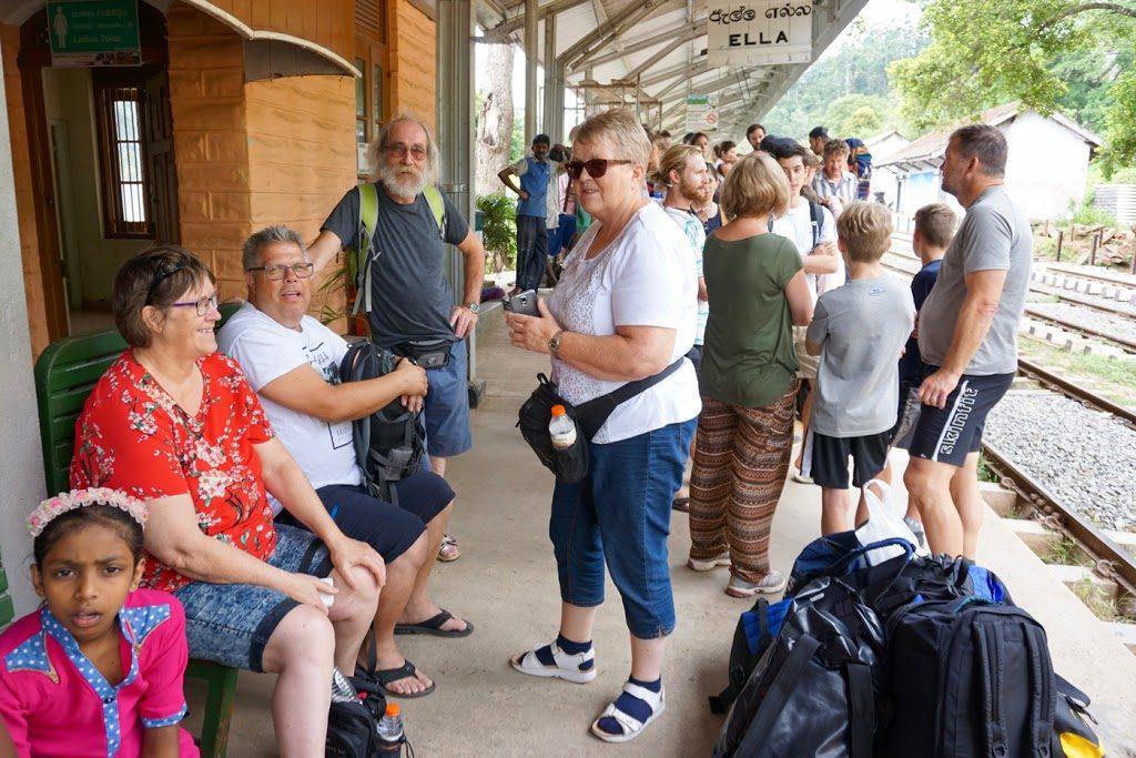 Sosial Rundreise togreise høylandet