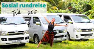 Gruppereise Sri Lanka juli