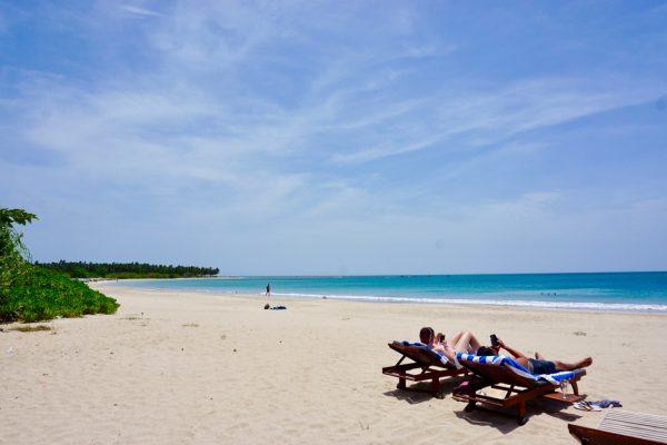 Pasikudah beste stranda på Sri Lanka ?