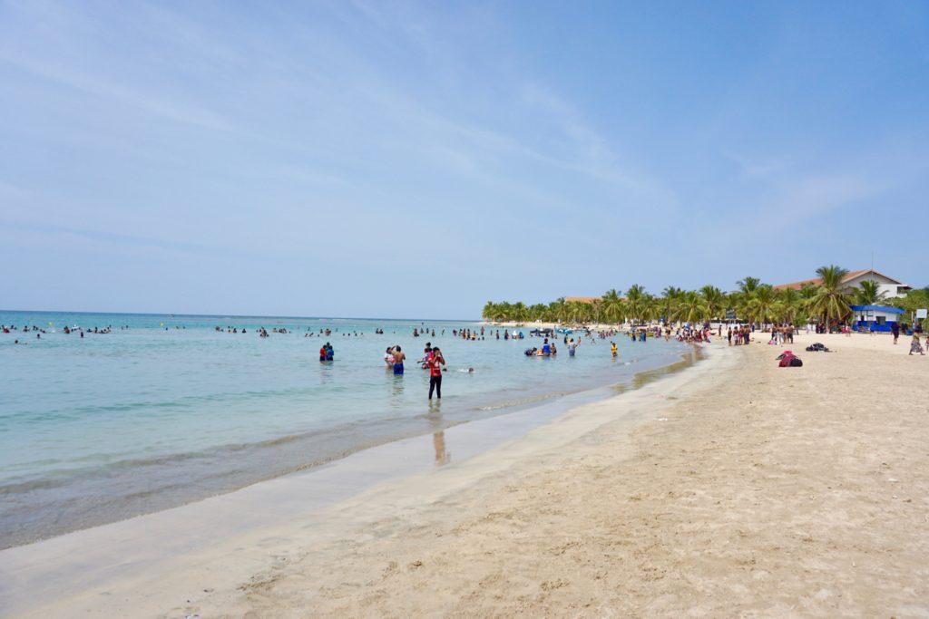 Pasikudah public beach