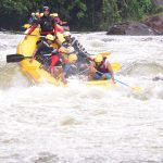 Kitulgala Rafting at Boarderlands Camp