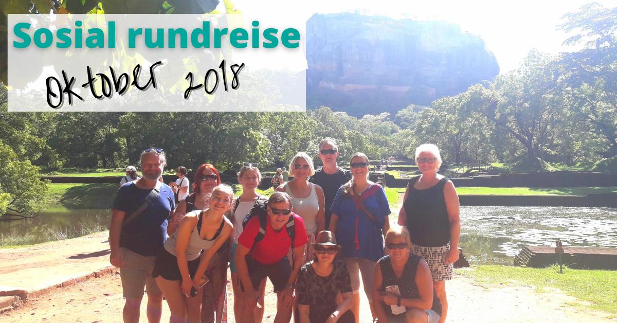 Gruppereise sri Lanka oktober 2018