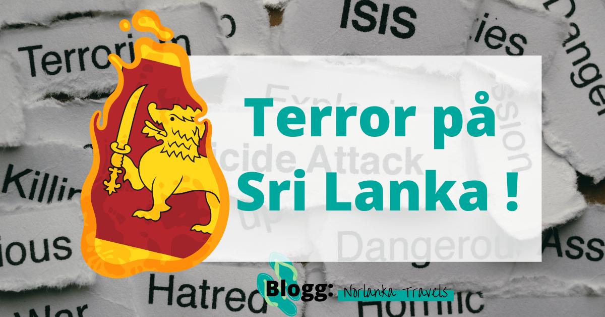 Terror på Sri Lanka 2019