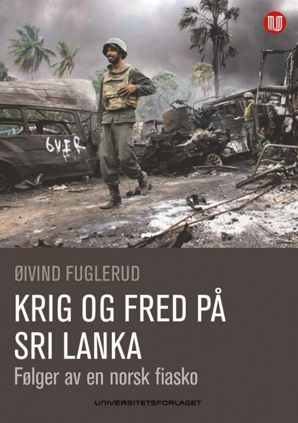 Bøker om Sri Lanka Fuglerud