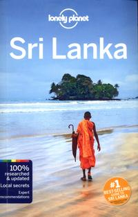 Bøker om Sri Lanka Lonely Planet