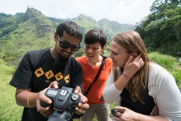 Passan Sjåfør rundreise Sri Lanka