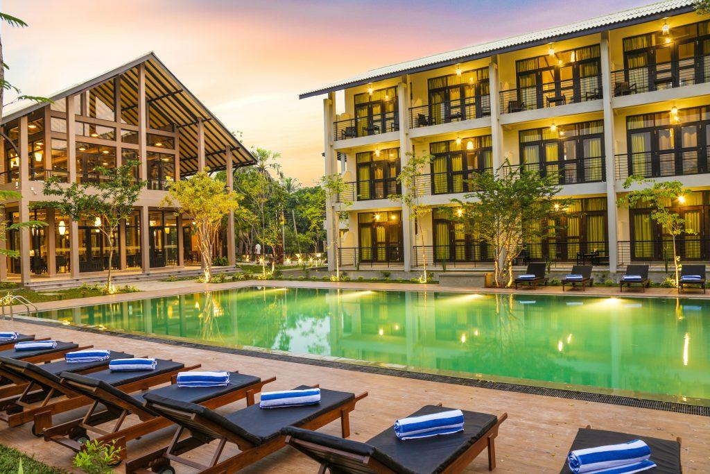 Oak Ray Wild Yala Hotel