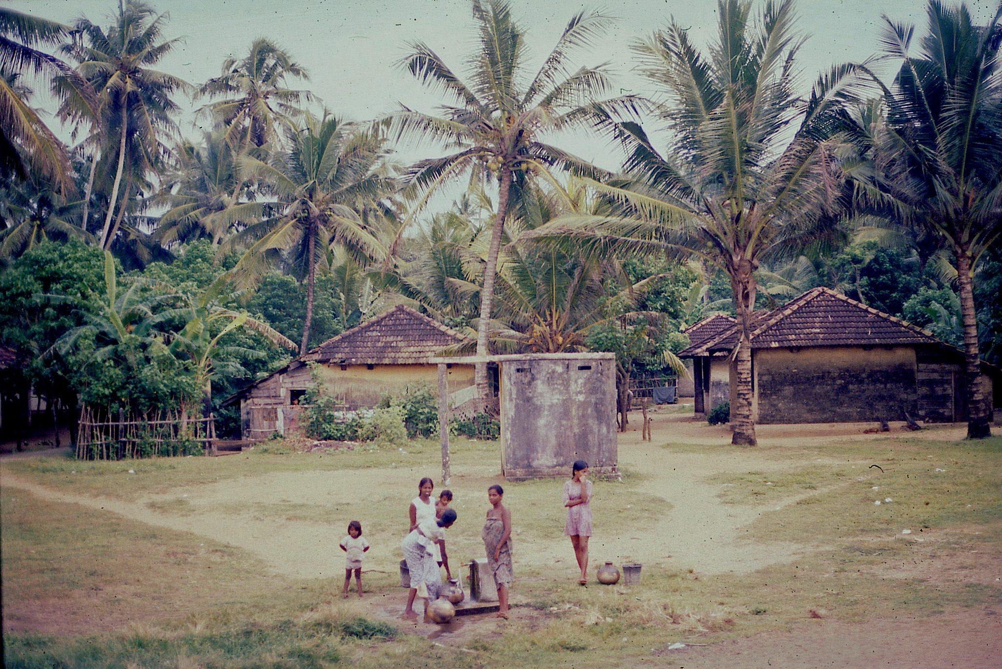 Hikkaduwa på 70 tallet