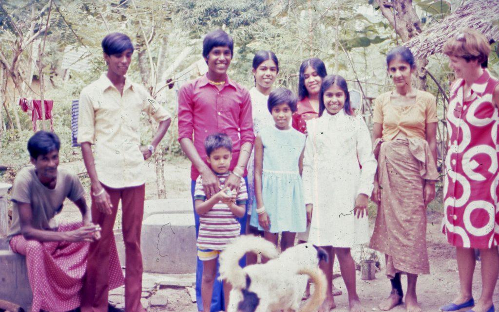 Saraths famile i 1977