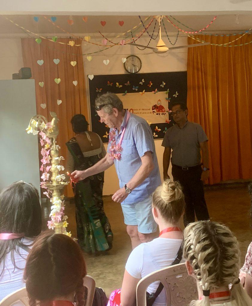 Marys Venner barnehjem Tom Sri Lanka
