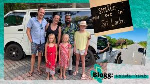 Familieferie Sri Lanka rundreise