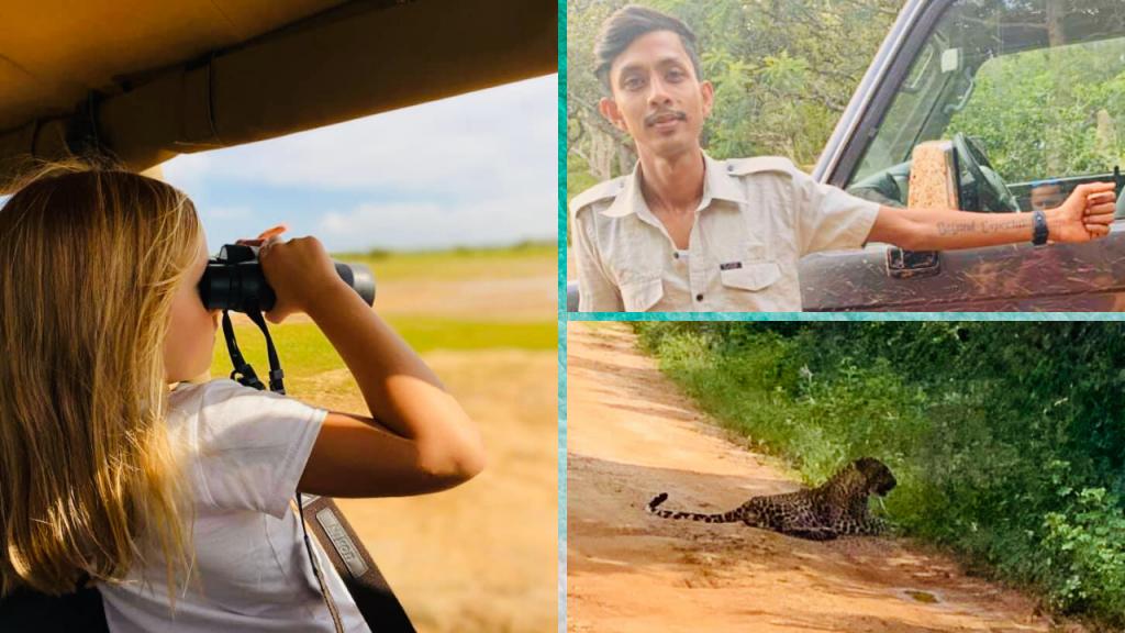 Safari Familie ferie Sri Lanka