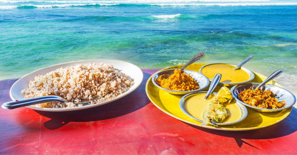 Srilankisk mat