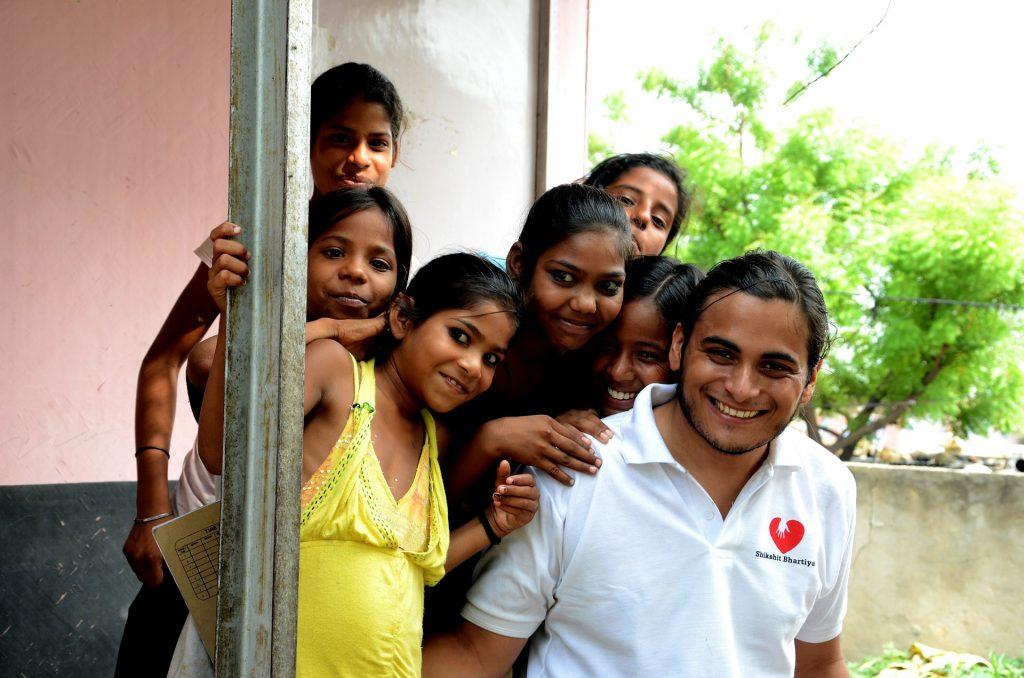 frivillig arbeid på Sri Lanka