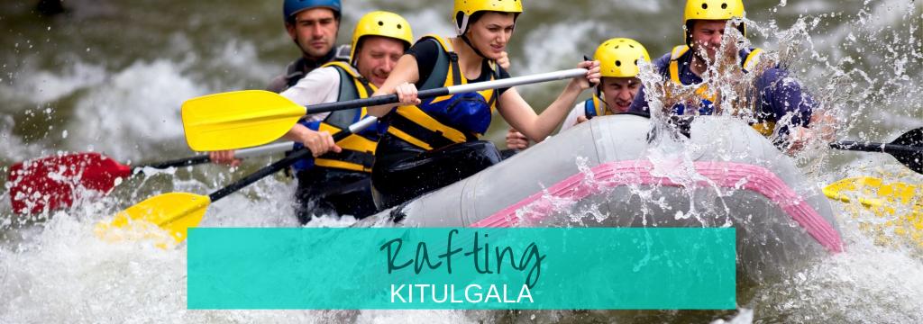 Rafting i Kitulgala