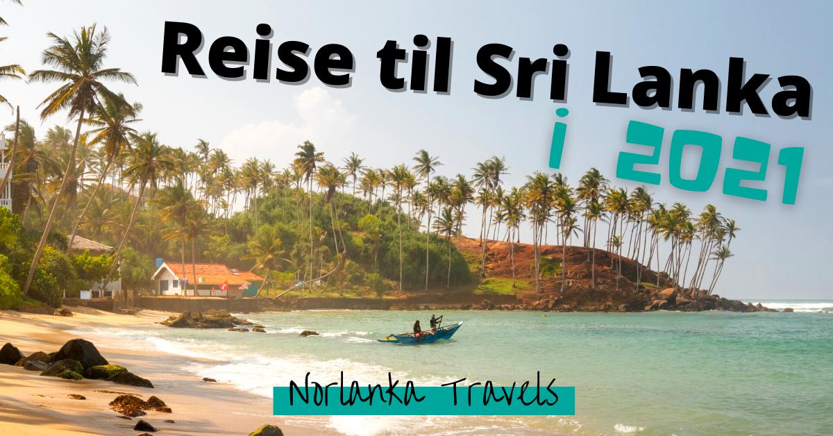 Reise til Sri Lanka 2021