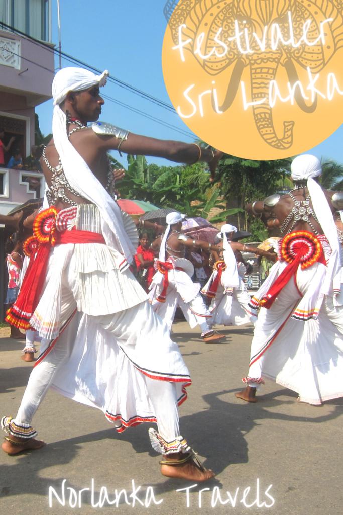 festivaler på sri lanka