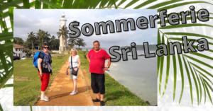 Sommerferie Sri Lanka